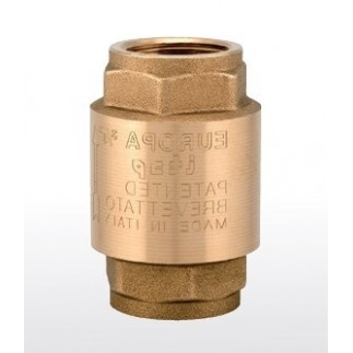 Клапан обратный ITAP с металлическим седлом