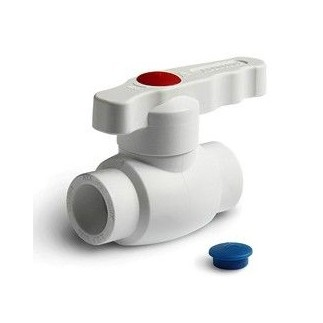 Кран шаровый Pro Aqua 20 мм (длинная ручка)