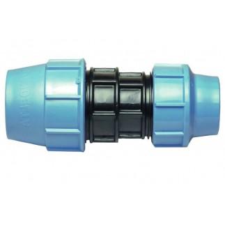 Соединение Unidelta для ПНД труб 75х63 мм