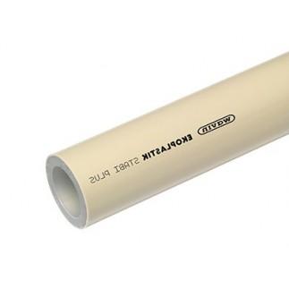 Труба армированная Ekoplastik STABI Plus 75 (8.4) мм
