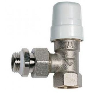 """Клапан термостатический угловой 1/2"""" RBM"""