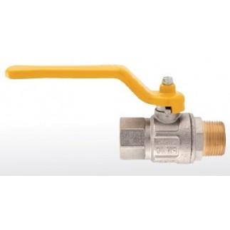 Кран шаровый для газа ITAP внутр-наружн (длинная ручка)