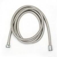 Шланг для душа 150 см (сталь) армировпнный RUS-EURO ПрофСан