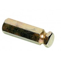 Хвостовик шабера (зачистки) Ekoplastik для дрели