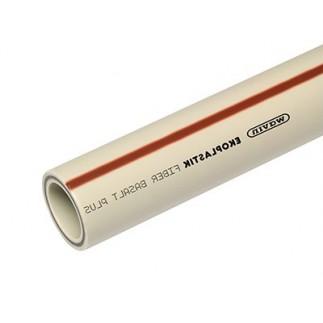 Труба армированная Ekoplastik Fiber Basalt Plus 90 (10.1) мм