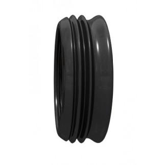 Манжета резиновая для перехода с ПВХ на чугун 200 мм